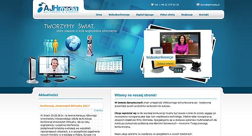 AJHmedia - Multimedia w biznesie