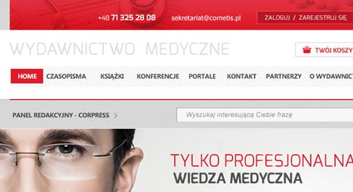 Cornetis - wydawnictwo medyczne